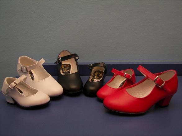 zap flamenca basicos