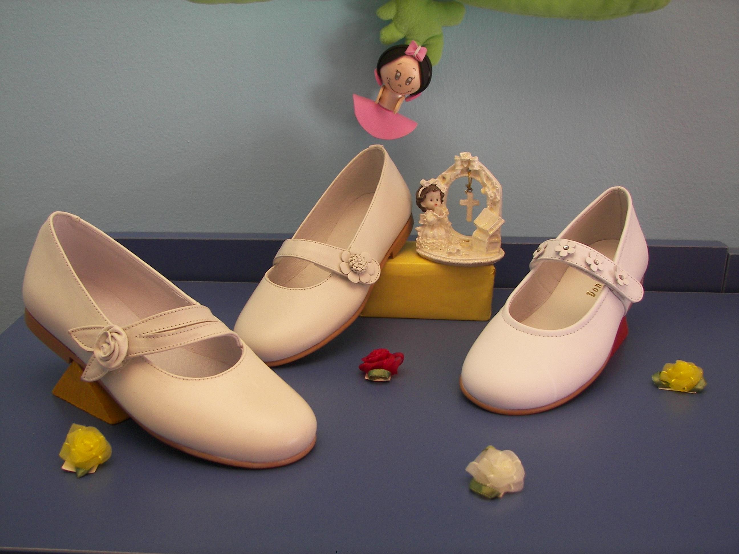 13d2059778 Zapato Comunión Niña y Niño   Aranjuez - Zapatería Don Miky